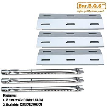 bar. b.q.s Gas Grill barbacoa reparts Kit de repuesto para ...