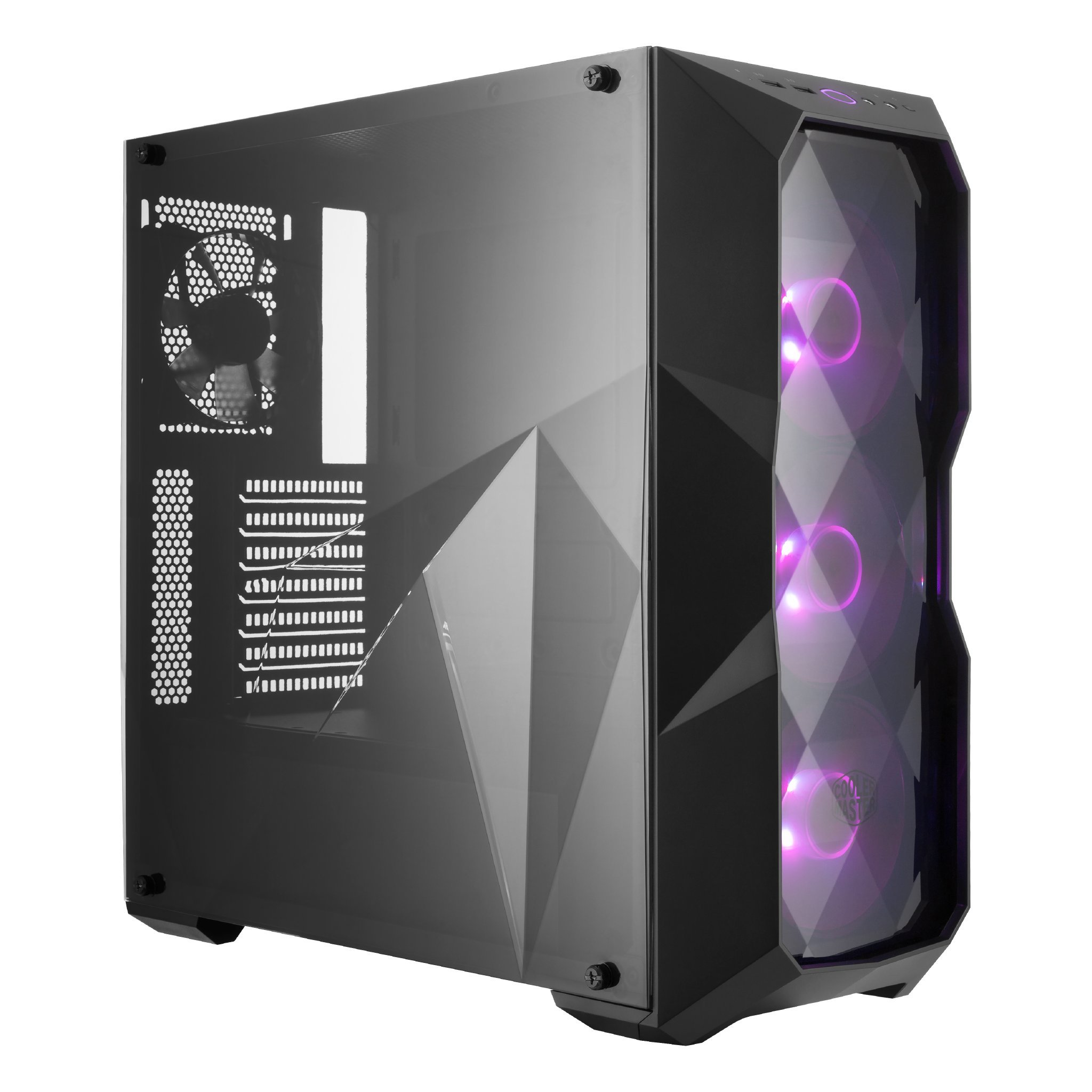 Cooler Master MasterBox TD500 RGB Cases (MCB-D500D-KANN-S00)