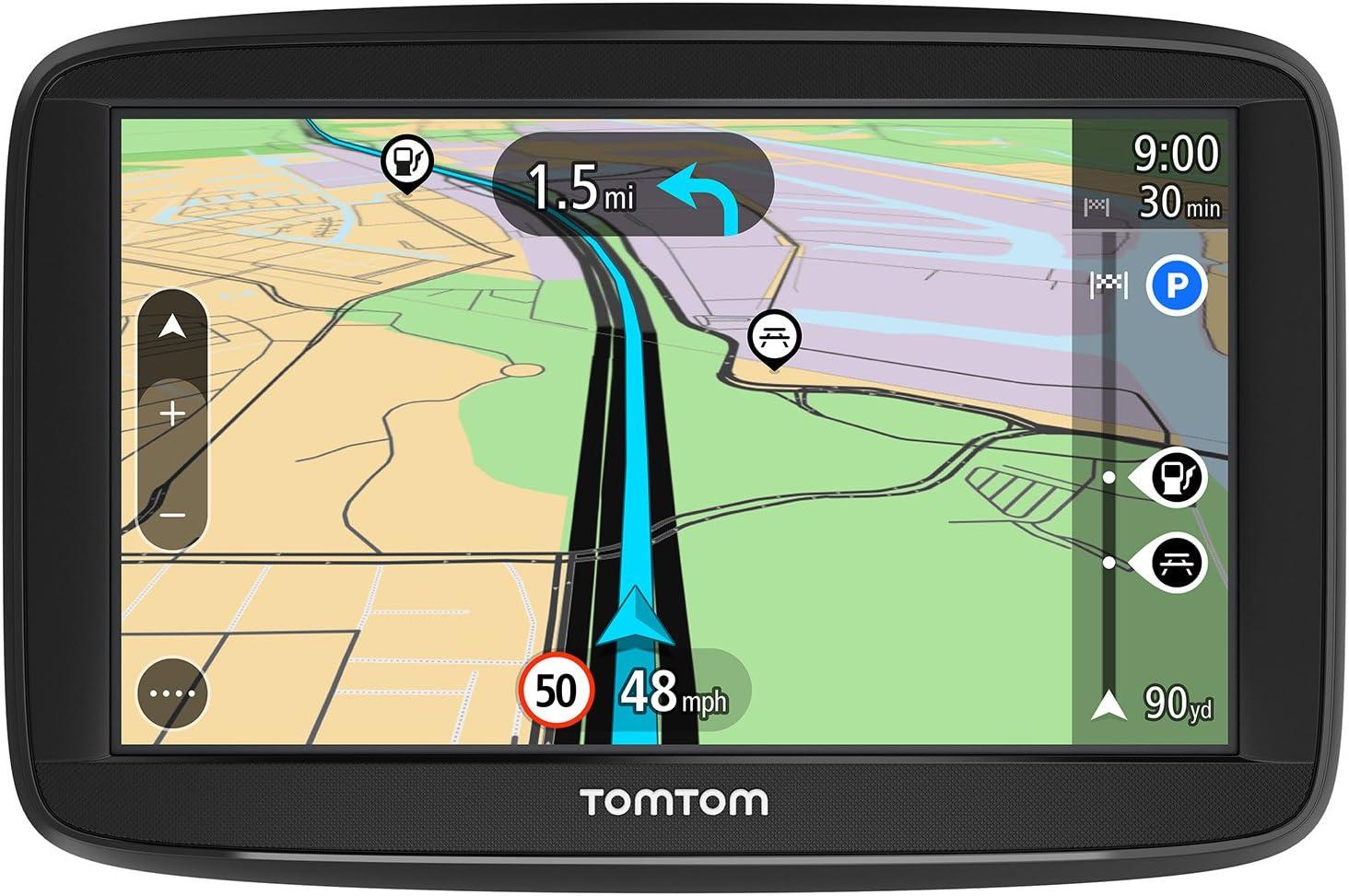 TomTom Start 52 navegador - Navegador GPS- version importada