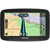 TomTom Car Sat Nav Start 52, 5 Inch with Lifetime EU Maps, Resistive screen