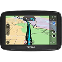 TomTom 1AA5.013.00 Car Sat Nav Start 52, 5 Inch Sat Nav, Resistive screen