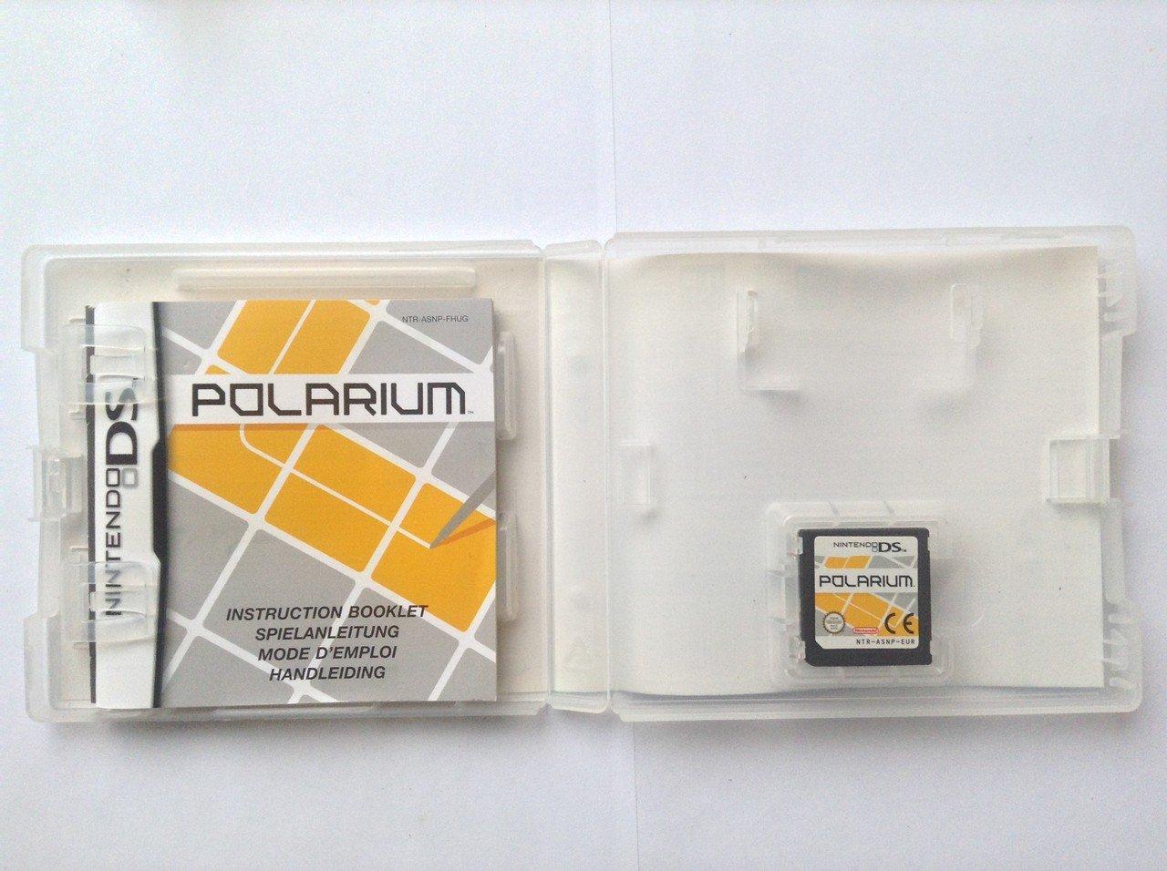 Polarium - Nintendo DS by Nintendo: Amazon.es: Videojuegos