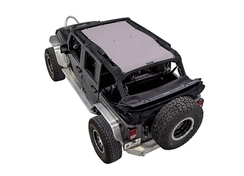 Spiderwebshade Jeep Sunshade