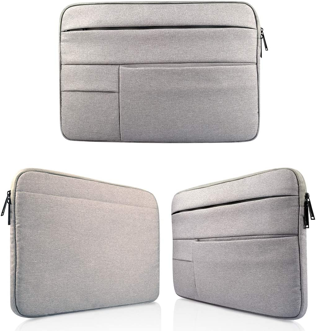 Laptop Bag Universal Multiple Pockets Wearable Oxford Cloth Soft Portable Leisurely Laptop Tablet Bag HP Black Samsung for 14 inch and Below MacBook Lenovo ASUS Sony CHUWI yf DELL Alienware