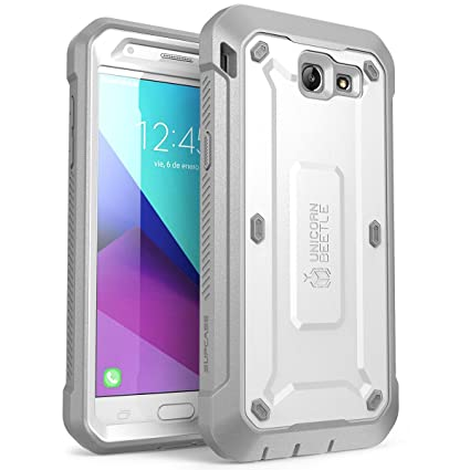 Samsung Galaxy J7 2017, Galaxy Halo Case, SUPCASE [UB Pro Series] Full-Body Rugged Holster with Built-in Screen Protector for Galaxy Halo/J7 2017 ...