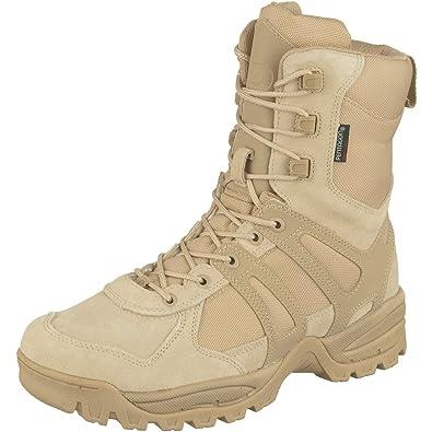 Men's Scorpion Desert Boots Khaki