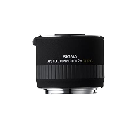Sigma APO 2.0X EX DG Tele-Converter for Nikon DSLR Camera Camera Lenses at amazon