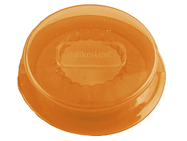 Silikomart 195160 Capflex Deckel, orange