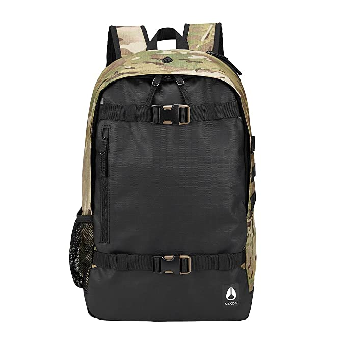 75c1455ded827 Nixon Smith Skatepack Iii Backpack One Size Multicam  Amazon.ca ...