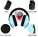 Baby Ear Defenders, Baby Headphone, Noise Reduction Headphone for Baby and Child, Baby Earmuff(Ages 3-24+ Months), Infant Hearing Protection Earmuff, Soft & Adjustable, Baby Ear Protection