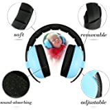Baby Headphones, Hearing Protection Headphones, Noise Reduction for Babies and Toddlers, Baby Earmuffs(Ages 3-24+ Months), Infant Hearing Protection Earmuffs, Soft & Adjustable, Baby Ear Protection