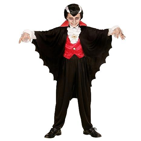 WIDMANN 00351   Vampiro Mantello per bambini b479ae1e6b60