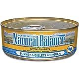 ナチュラルバランス ターキー キャット缶 5.5オンス(156g)