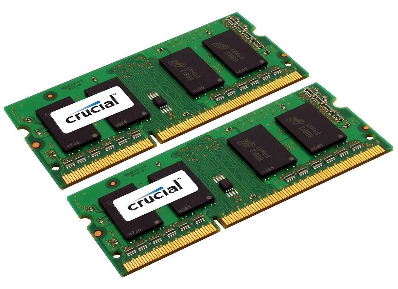 Crucial 32GB Kit (16GBx2) DDR3L 1600 MT/s (PC3L-12800) SODIMM ...