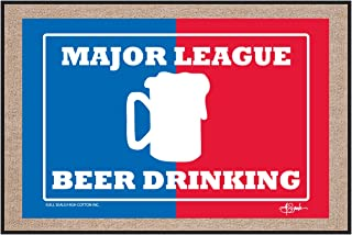 product image for High Cotton Outdoor Mat, Major League Beer