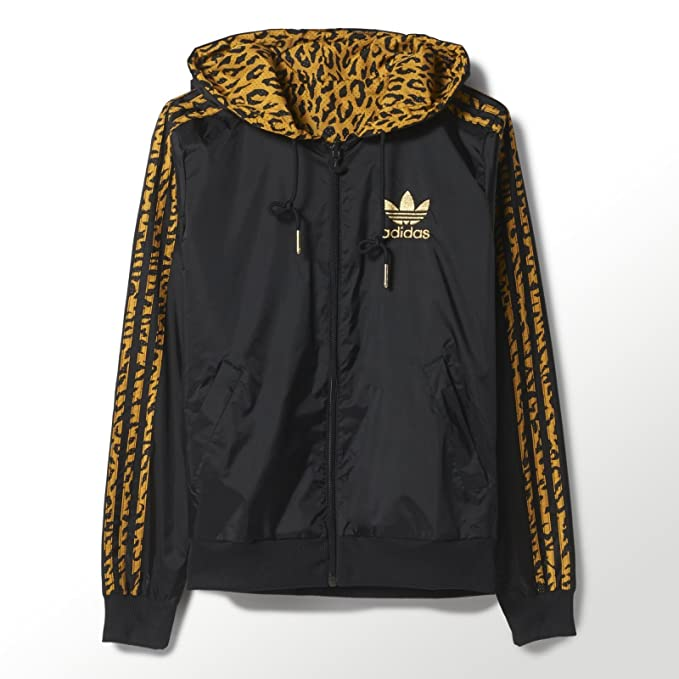 adidas Originals Rev Trefoil Reversible - Leopard ...