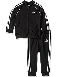 Adidas ORIGINALS Unisex-Baby Superstar Track Suit Suits