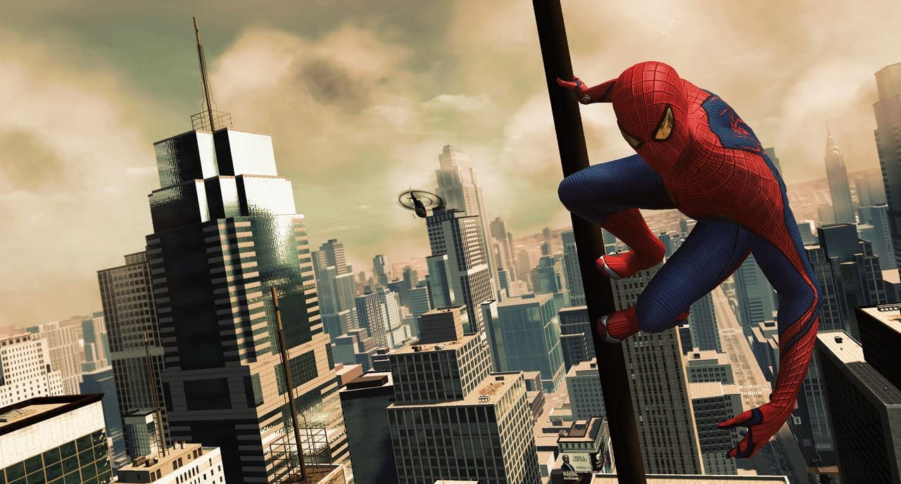 The amazing Spider Man [Importación francesa]: Amazon.es: Videojuegos