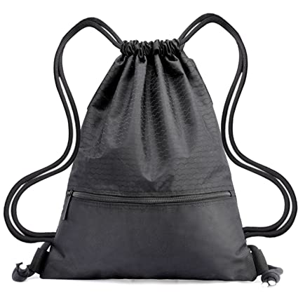 Gym Bag Bolsa de Cordones PE - Drawstring Backpack Sports Bag Bolso de Natación Mochila Bolsa
