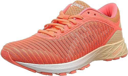 Asics Dynaflyte 2, Zapatillas de Running para Mujer, Naranja (Flash ...