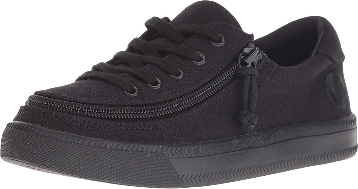BILLY Footwear Kids Classic Lace Low Black to The Floor 13 Little Kid Toddler//Little Kid//Big Kid