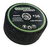 "4"" Green Silicon Carbide Grinding Stone - for"