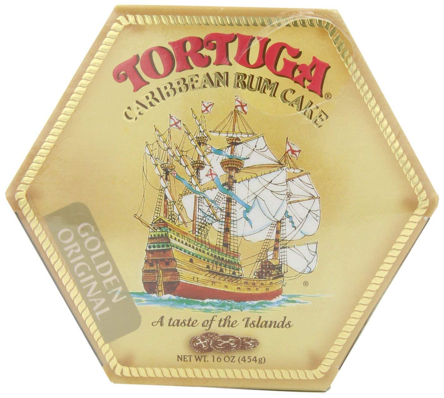 Tortuga Original Caribbean Rum Cake, 16-Ounce Cake (Pack of 4) by Tortuga (Image #2)