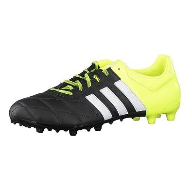 dac013a4a70cba adidas Herren Ace 15.3 Fg AG Leather Fußballschuhe  Amazon.de ...