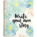 """AT-A-GLANCE Weekly / Monthly Planner, January 2018 - December 2018, 8-1/2"""" x 11"""", B-Positive (187-905)"""