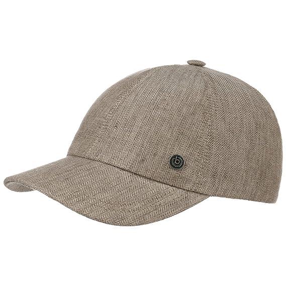 aeab0a63 Mini Herringbone Baseball Cap bugatti base cap baseball cap (XL/60-61 -