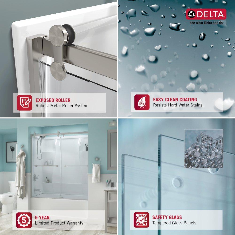 Delta Shower Doors SD3276722 Trinsic 60\