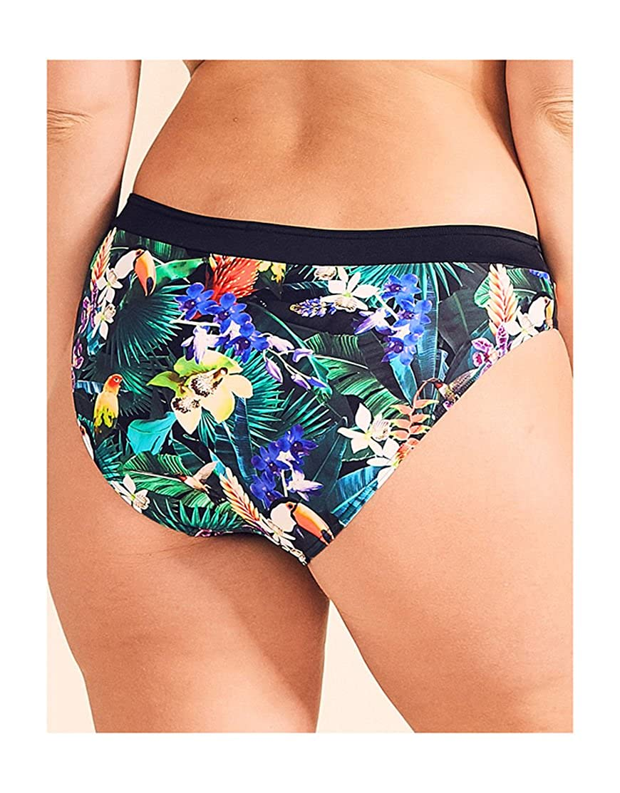 Figleaves Womens Toucan Tropic Classic Brief