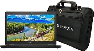 Dell Latitude 5590 Laptop with Laptop Bag, 15.6 Inch FHD Display, Intel i7-8650U Quad Core CPU, 32GB DDR4 RAM, 1TB SSD, Windows 10 Pro (Renewed)