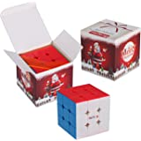 Speed Cube Easily Twist With Superior Cornering Super-durable With Vivid Colors Best Brain Training Game Ultimate Christmas Gift