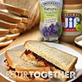 Smucker's Natural Squeeze Fruit Spread, Concord