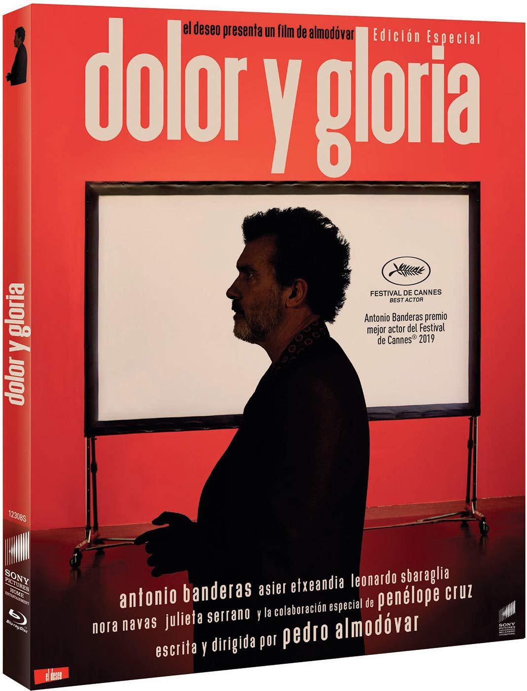 Dolor y Gloria - Edicion Especial +BD + 4 Postales + Libreto ...