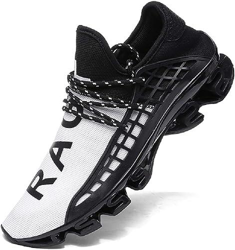 Herren Sportschuhe Atmungsaktiv Sneaker Turnschuhe Laufschuhe Freizeit Schuhe