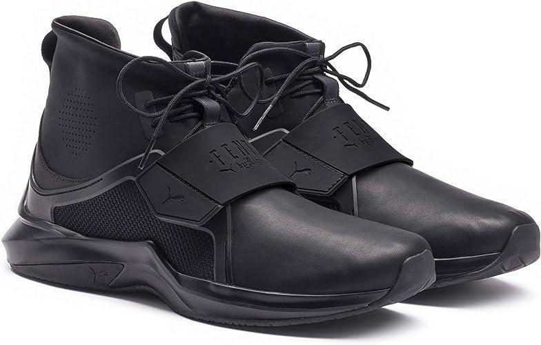 rihanna puma shoes high top
