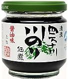 加用物産 四万十川川のり佃煮醤油味 150g