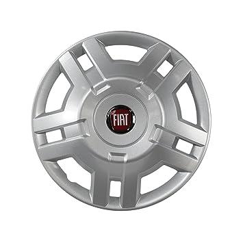 Tapacubos 15 pulgadas llanta emblema rojo Fiat Ducato tipo 250 hasta 2014 OE 1358879080: Amazon.es: Coche y moto