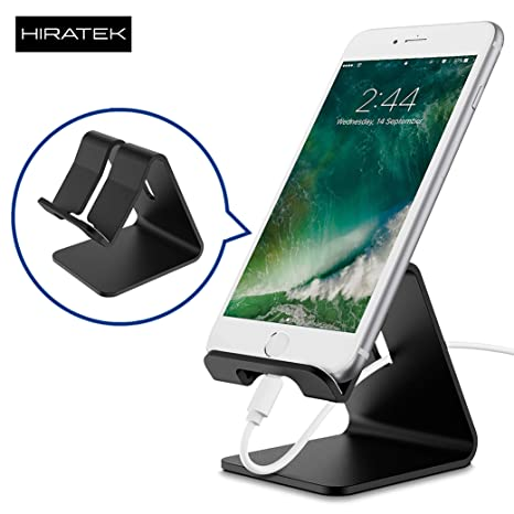 Mobile Phone Holders & Stands Punctual Aluminum Alloy Phone Holder Stand Desk Charger Dock Station Bracket For Smartphone Nk-shopping Cellphones & Telecommunications