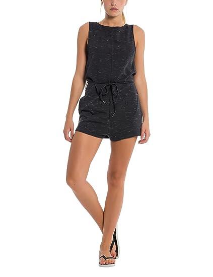 8e690460f38 Bench Women s Sweat Playsuit  Amazon.co.uk  Clothing