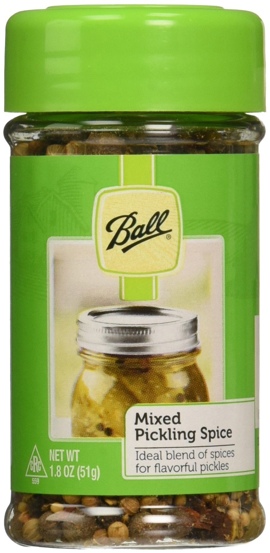 ball mixed pickling spice instructions