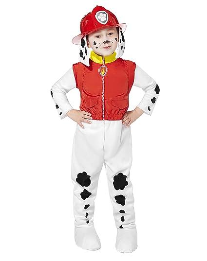 Spirit Halloween Toddler Paw Patrol Costume Deluxe - Marshall
