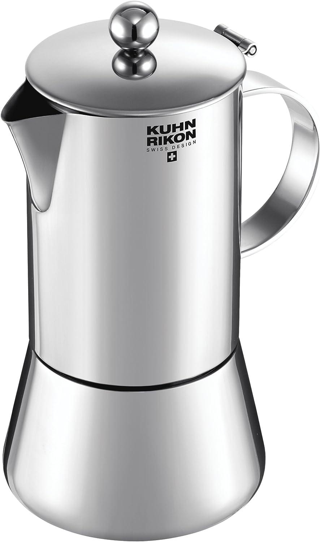 Kuhn Rikon 38095 JULIETTE acero inoxidable 0,5L 10 tazas inducción ...