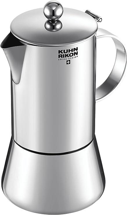 Kuhn Rikon 38093 Cafetera Italiana Espresso Juliette Acero ...
