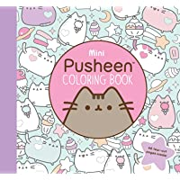 Mini Pusheen Coloring Book (Pusheen Book)