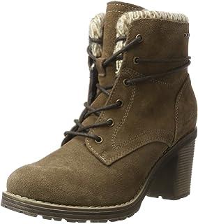 TOM TAILOR Damen 3790901 Desert Boots, Braun (Taupe), 39 EU
