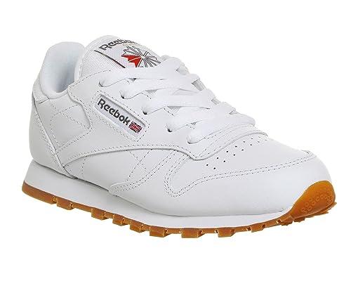 Zapatos grises Reebok Running infantiles SmrfZR8Fw9