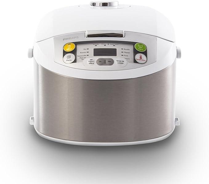 Philips HD3037/03 - Robot de cocina (12 programas de cocción ...
